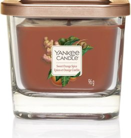 Yankee Candle Sweet Orange Spice Small Vessel