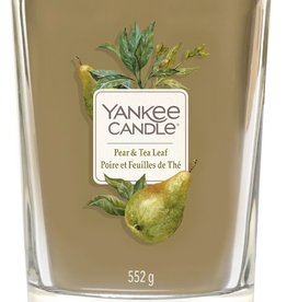 Yankee Candle Pear & Tea Leaf Large Vessel