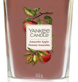 Yankee Candle Amaretto Apple Large Vessel