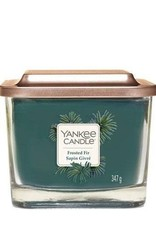 Yankee Candle Frosted Fir Medium Vessel