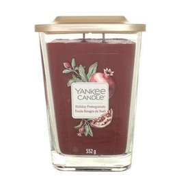 Yankee Candle Holiday Pomegranate Large Vessel