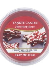 Yankee Candle Frosty Gingerbread Centerpiece