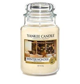 Yankee Candle Winter Wonder Large Jar