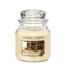Yankee Candle Winter Wonder Medium Jar