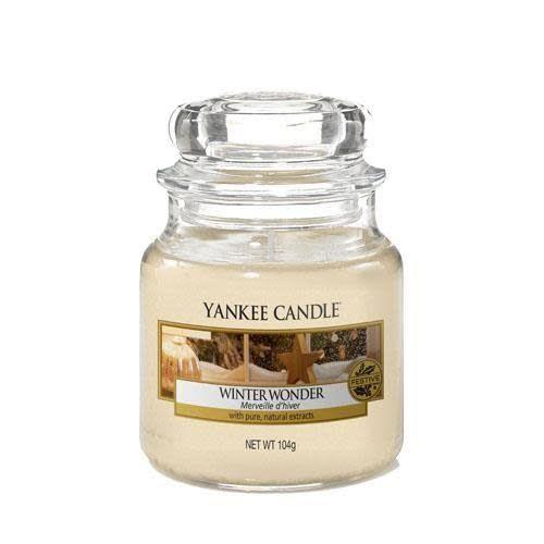 Yankee Candle Winter Wonder Small Jar