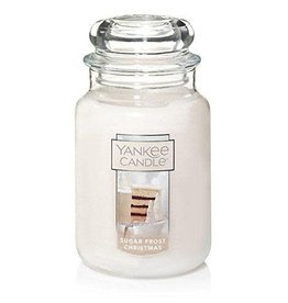 Yankee Candle Special Large Jar Sugar Frost Christmas