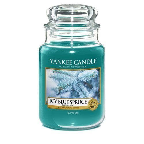Yankee Candle Icy Blue Spruce Large Jar