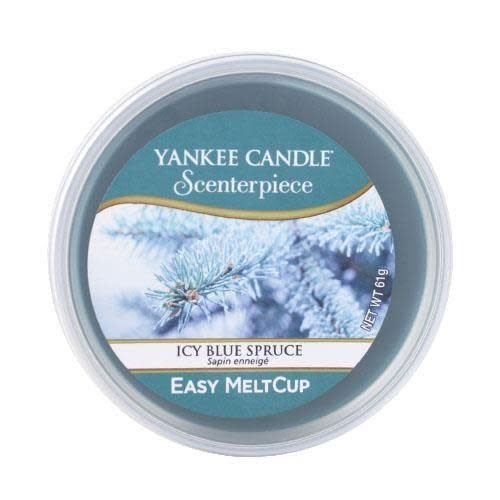 Yankee Candle Icy Blue Spruce Scenterpiece Meltcup