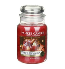 Yankee Candle Special Large Jar Spiced Berry Sangria