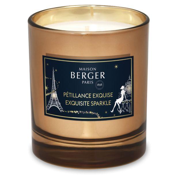Lampe Berger Bougie Noël Pétillance Exquise
