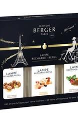 Lampe Berger Triopack Saisonnier 2018