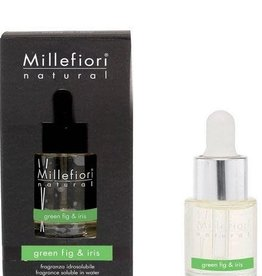 Millefiori Milano Green Fig & Iris Geurolie