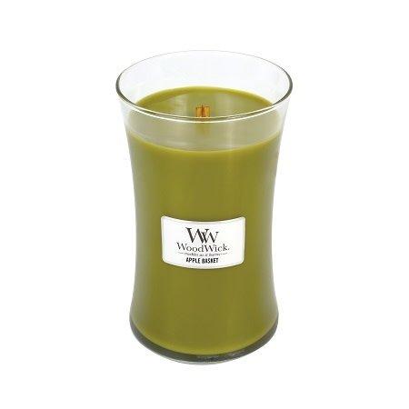 WoodWick Apple Basket Large Candle