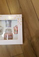 Yankee Candle 3 Votive & 1 Small Jar Gift Set 2019