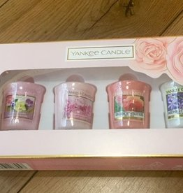 Yankee Candle Mother's Day 4 Votive Gift Set