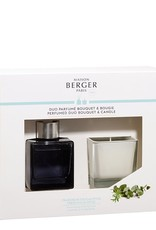 Lampe Berger Fraîcheur D' Eucalyptus Duo Mini Pakket