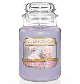 Yankee Candle Sweet Morning Rose Large Jar