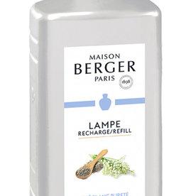 Lampe Berger Pure white Tea 1L