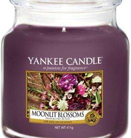 Yankee Candle Moonlit Blossoms Medium Jar