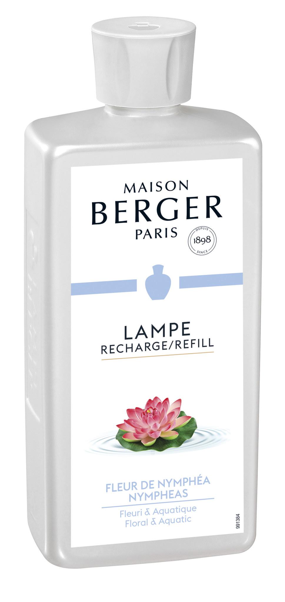 Lampe Berger Fleur de Nymphea 500 ml