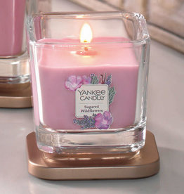 Yankee Candle Sugared Wildflowers Small Vessel