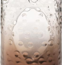 Sheridan Melt Warmer Metallic Hammered Glass