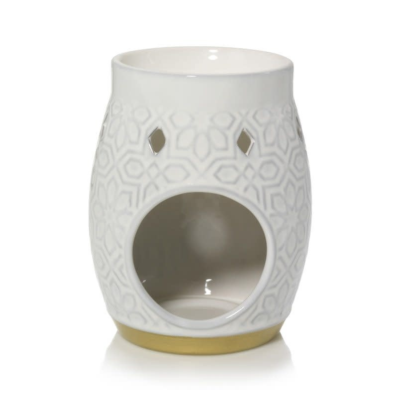 Addison Melt Warmer Patterned Ceramic