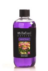 Millefiori Milano Refill For Stick Diffuser 500 ml Melody Flowers