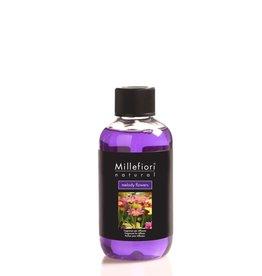 Millefiori Milano Refill For Stick Diffuser 250 ml Melody Flowers