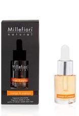 Millefiori Milano Mango & Papaya 15 ml Geurolie