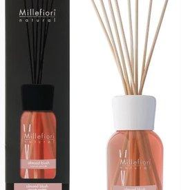 Millefiori Milano Stick Diffuser 250ml Almond Blush