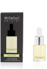 Millefiori Milano Lemon Grass 15ml Geurolie