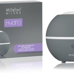 Millefiori Milano Hydro Sphere Diffuser - Grey