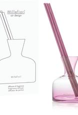 Fragrance Diffuser Glass Vase - Pink