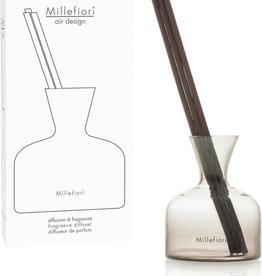 Fragrance Diffuser Glass Vase - Dove