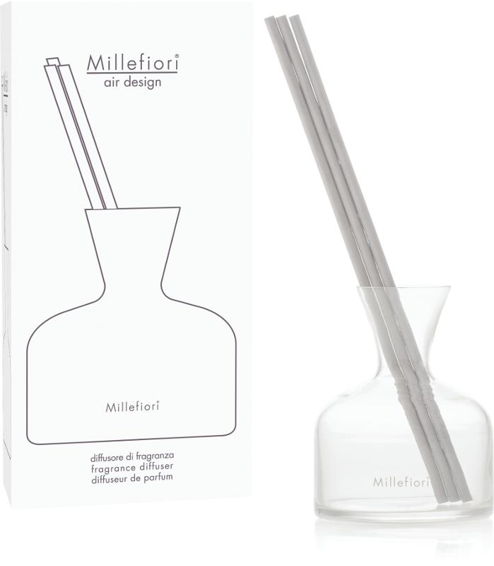 Fragrance Diffuser Glass Vase -White