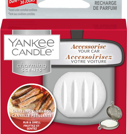 Yankee Candle Sparkling Cinnamon Charming Scents Refill