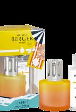 Coffret Lampe Berger Blissful & parfum Coco Monoï
