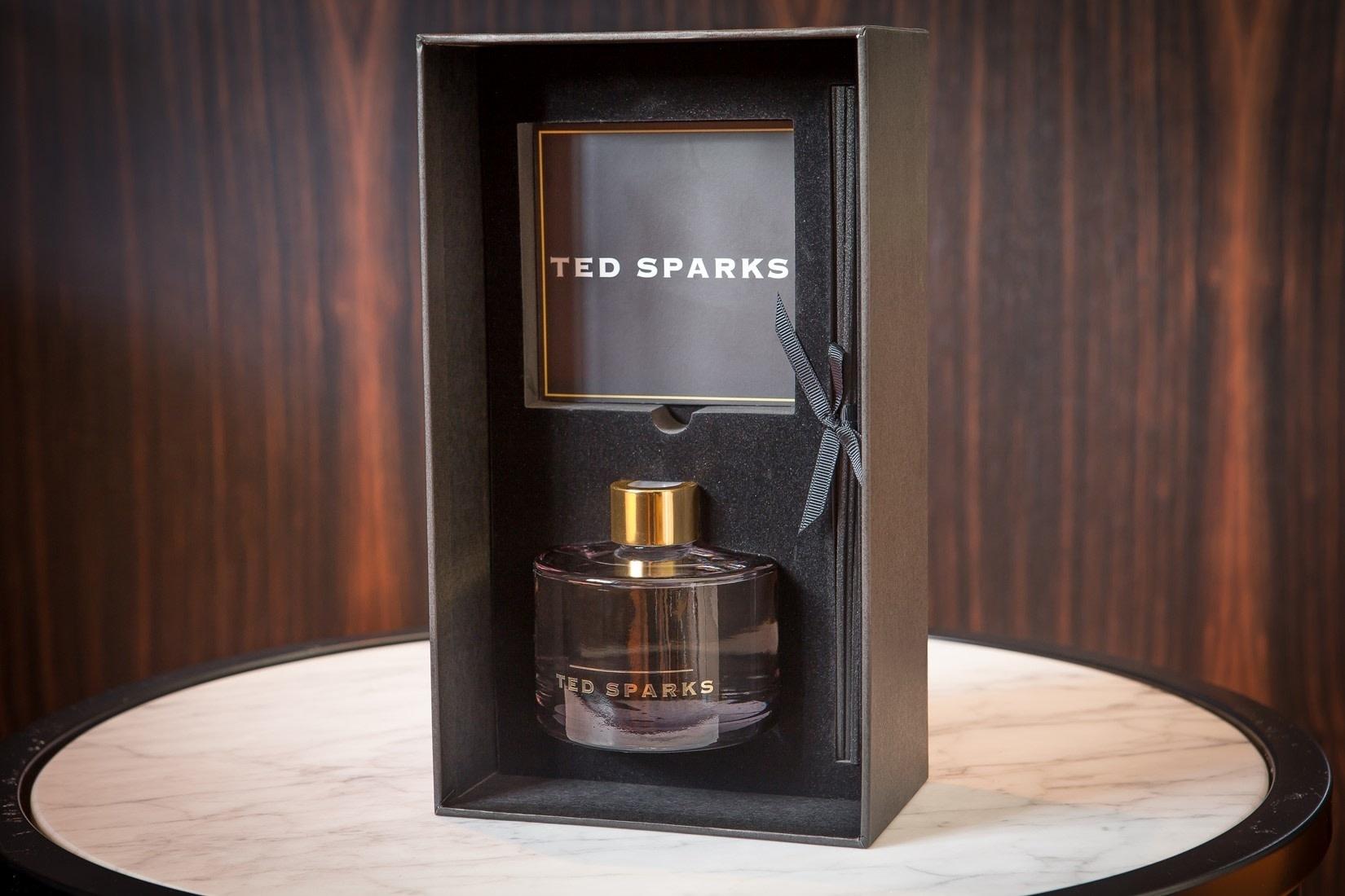 Ted Sparks White Tea & Chamomile Black Diffuser 200ml
