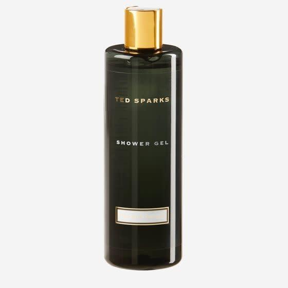 Ted Sparks White Tea & Chamomile Black Showegel 390ml