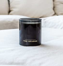 Ted Sparks Bamboo & Peony Black Demi
