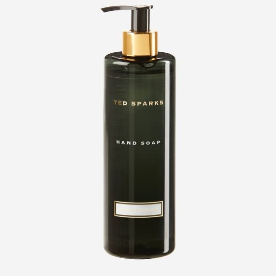 Ted Sparks Bamboo & Peony Black Hand Soap 390ml