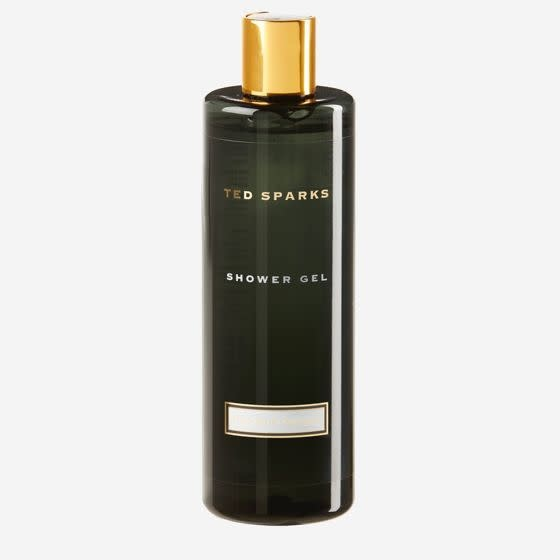 Ted Sparks Bamboo & Peony Black Shower Gel 390ml