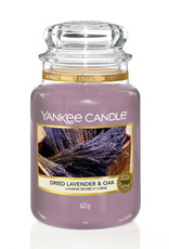 Yankee Candle Dried Lavender & Oak Large Jar