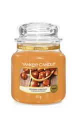 Yankee Candle Golden Chestnut Medium Jar