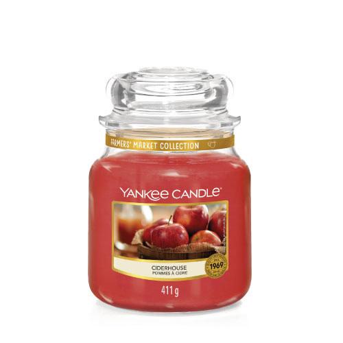 Yankee Candle Ciderhouse Medium Jar