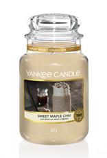 Yankee Candle Sweet Maple Chai Large Jar