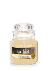 Yankee Candle Sweet Maple Chai Small Jar