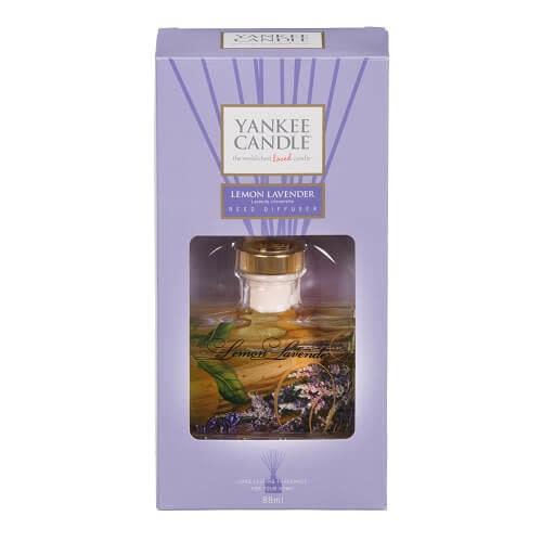Yankee Candle Lemon Lavender Signature Reeds 88 ml