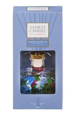 Yankee Candle Garden Sweet Pea Signature Reeds 88 ml
